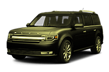 Ford FLEX SUV/Crossover 4WD